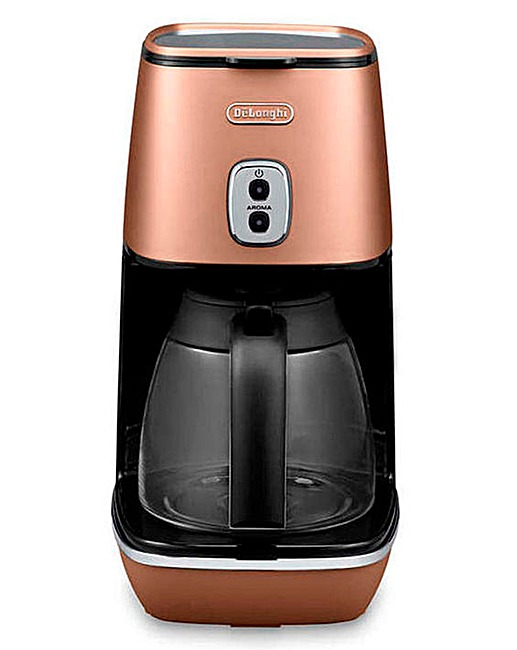 Best Filter Coffee Maker For Home : De Longhi Distinta Filter Coffee Maker Home Beauty & Gift Shop
