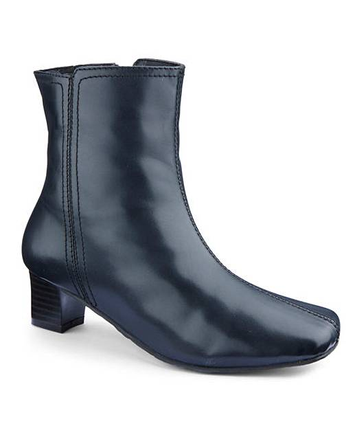 the shoe tailor ankle boot eeeee fit j d williams