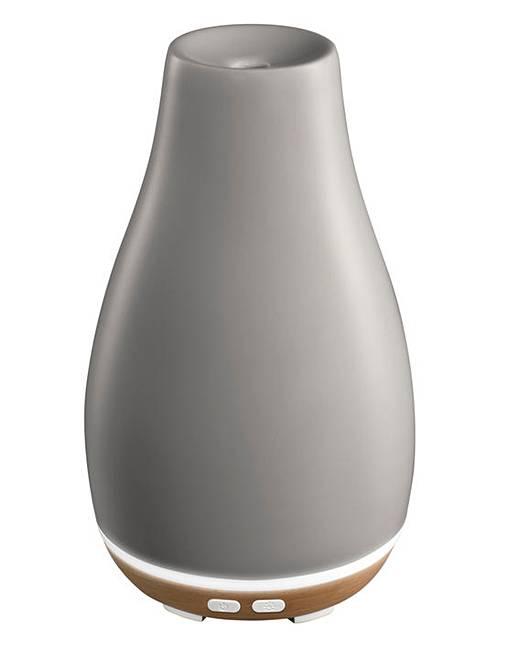Essential Oil Diffuser Walmart ~ Homedics ellia blossom aroma diffuser fifty plus