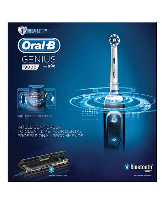 oral b genius 9000 electric toothbrush marisota. Black Bedroom Furniture Sets. Home Design Ideas