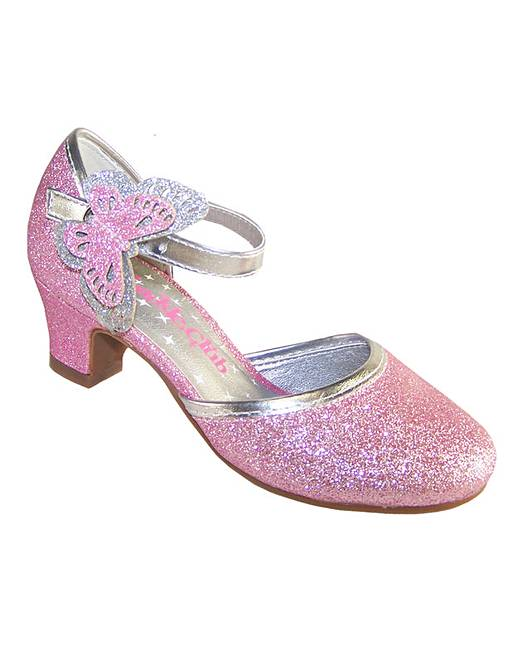 sparkle club pink glitter shoes julipa