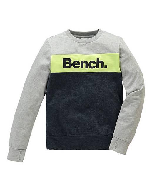 Bench Boys Sweatshirt Oxendales