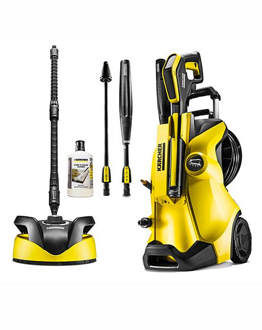 karcher k4 premium pressure washer j d williams. Black Bedroom Furniture Sets. Home Design Ideas
