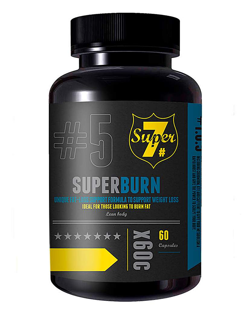 Super 7 Super Fat Burners