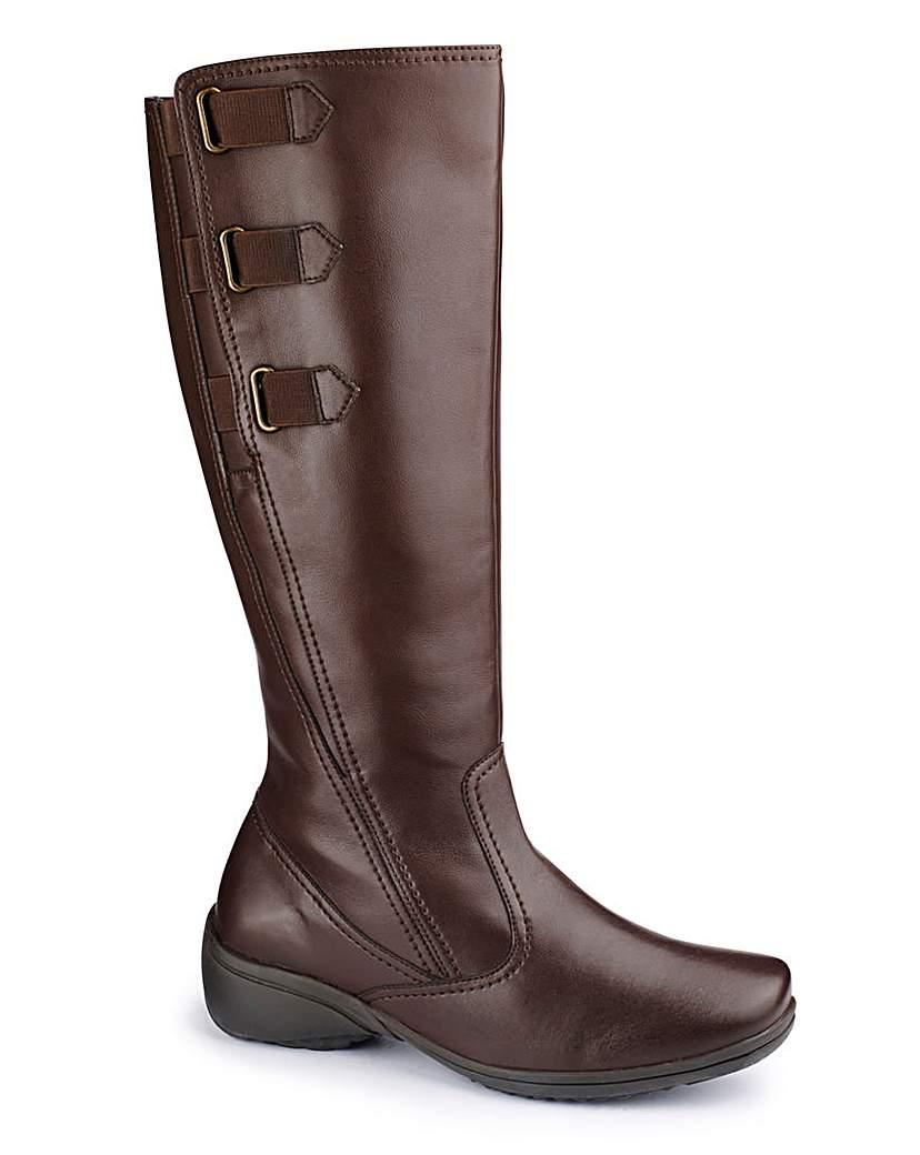 Legroom Boots E Fit Super Curvy Calf