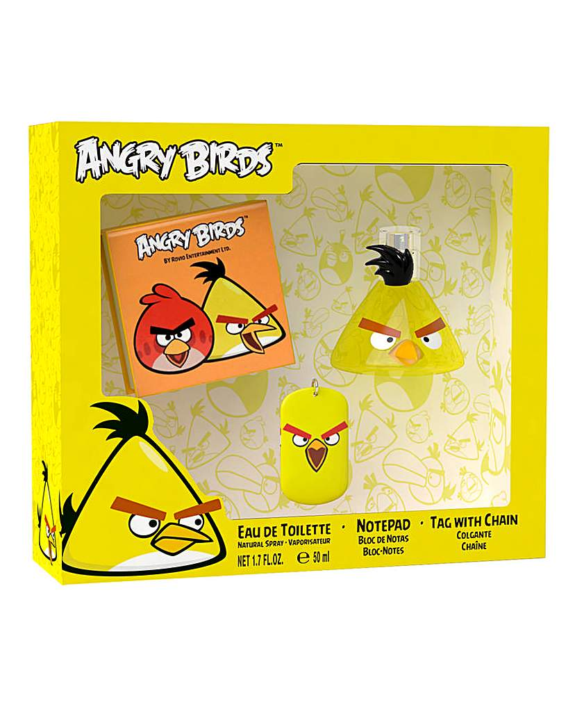 Image of Angry Birds Yellow Bird Gift Set