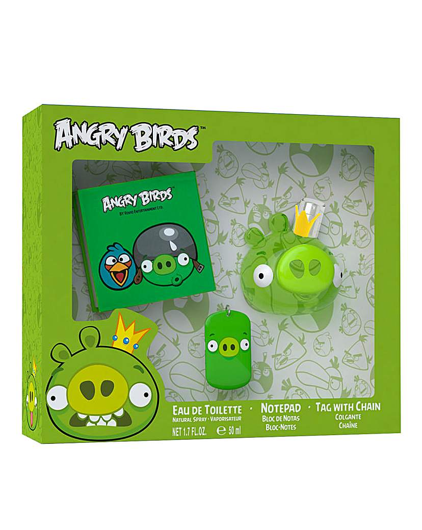 Image of Angry Birds King Pig Gift Set