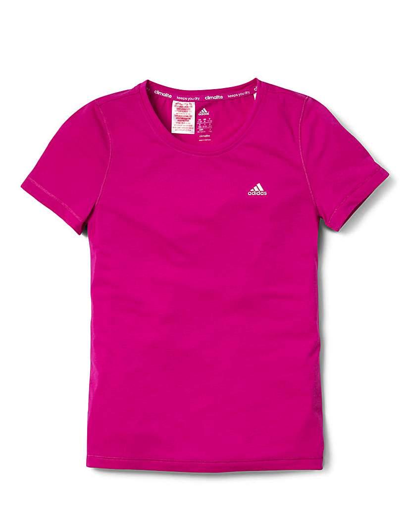 Adidas Girls Prime TShirt (514 yrs)