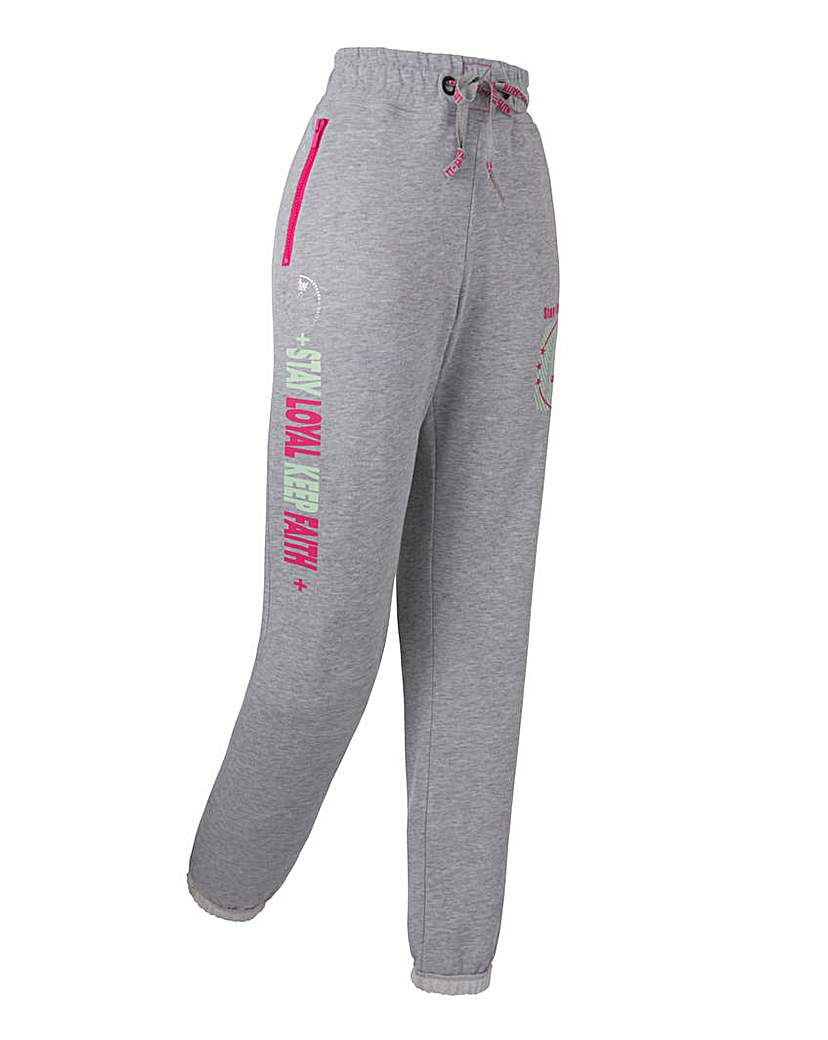 Loyalty and Faith Ladies Jog Pant