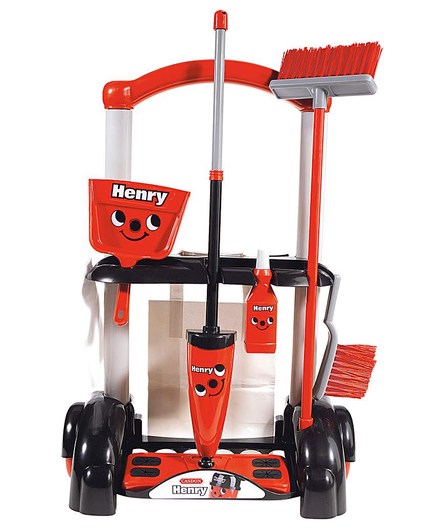 Image of Henry Toy Cleaning Trolley
