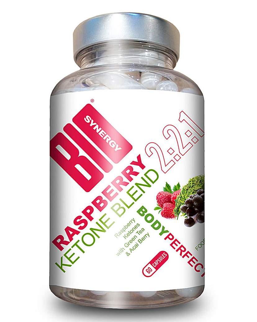 Raspberry Ketones, Green Tea & Acai 60