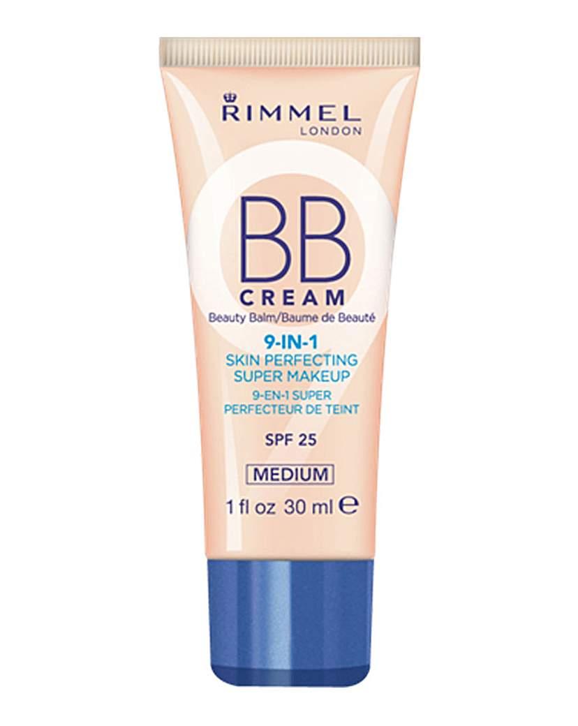 Image of Rimmel BB Cream Super Make Up - Medium
