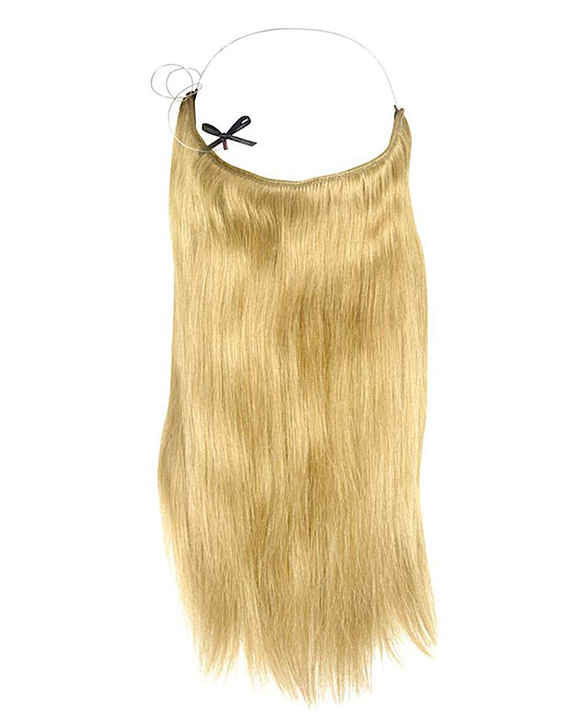 Halo 16in Hair Extensions Golden Blonde