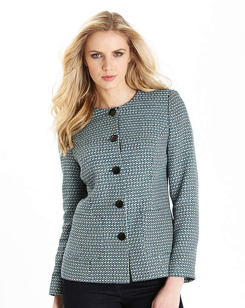 Product photo of Boucle jacket