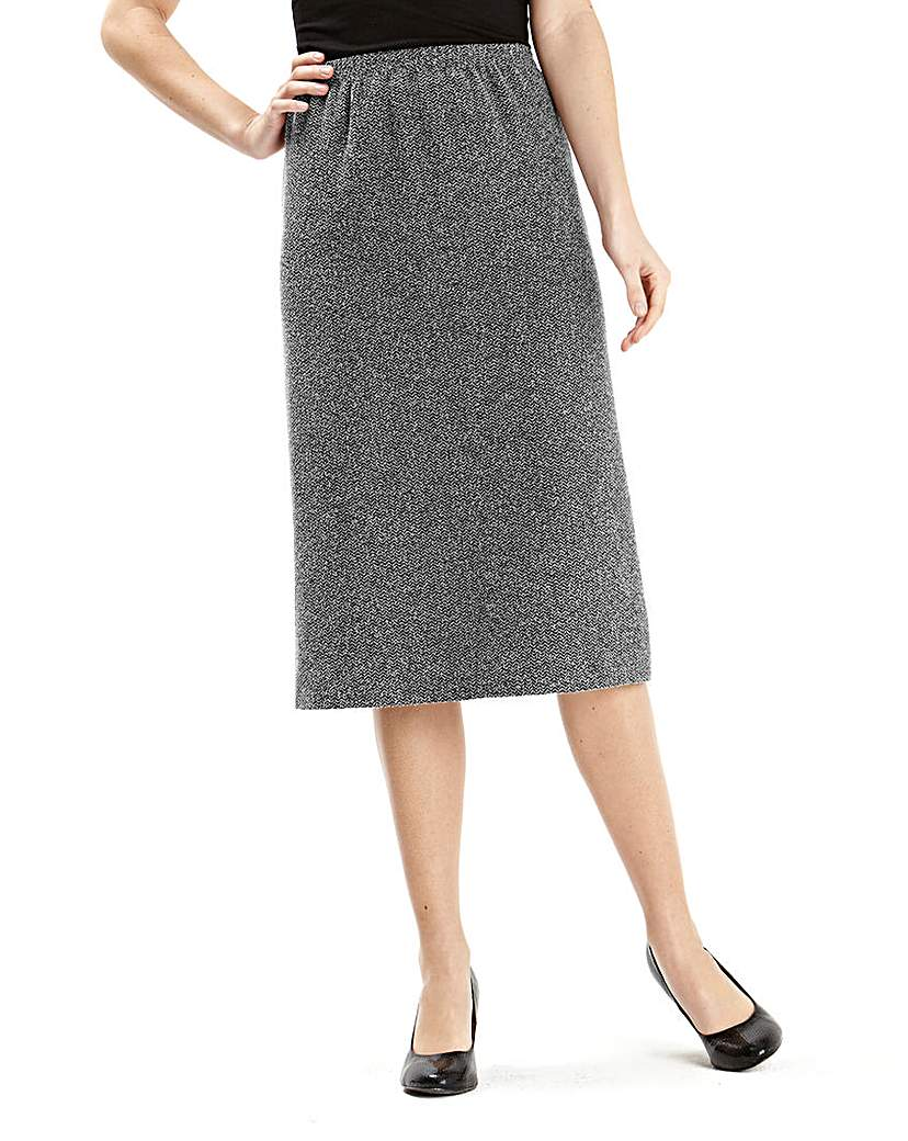 1960s Fashion: What Did Women Wear? Lined A Line tweed skirt Length 27 £13.00 AT vintagedancer.com