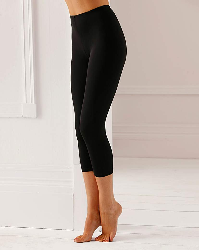 Miss Mary Shaping Cropped Leggings
