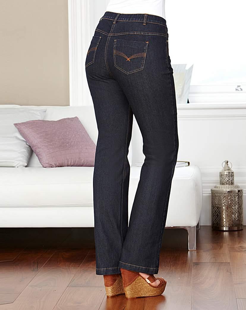 Image of BESPOKEfit Jeans Flat Bum Fit Reg