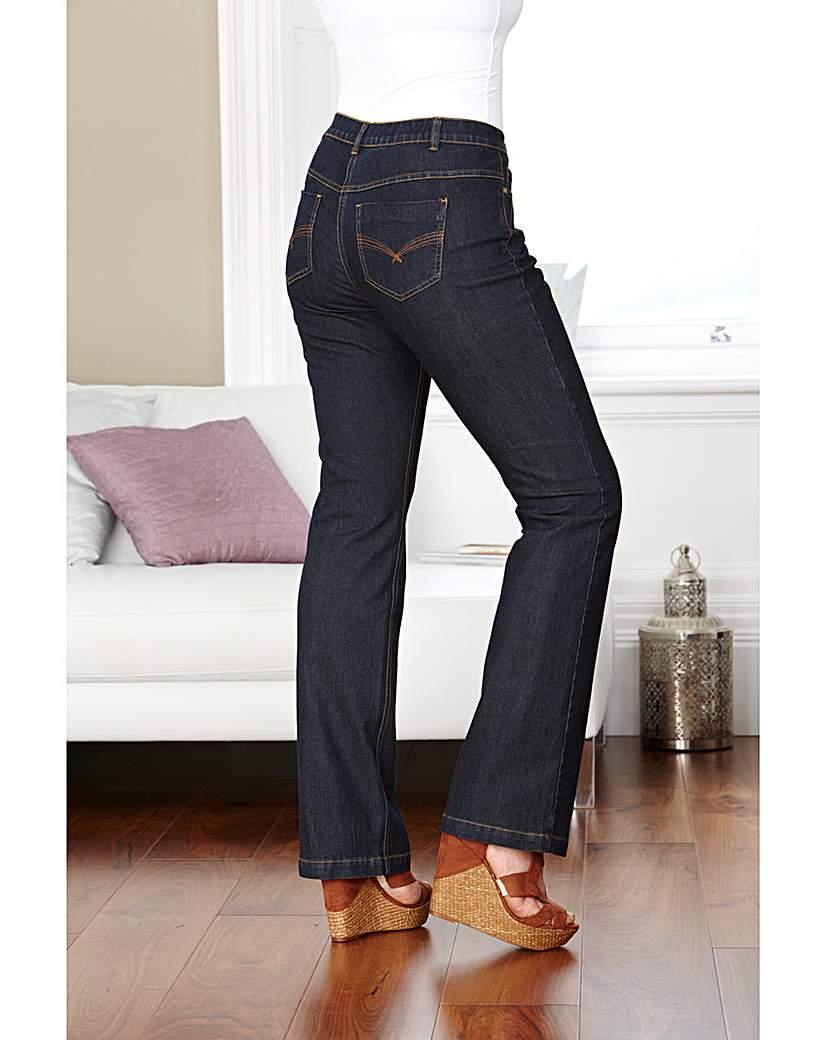 BESPOKEfit Jeans Full Bum Fit Reg