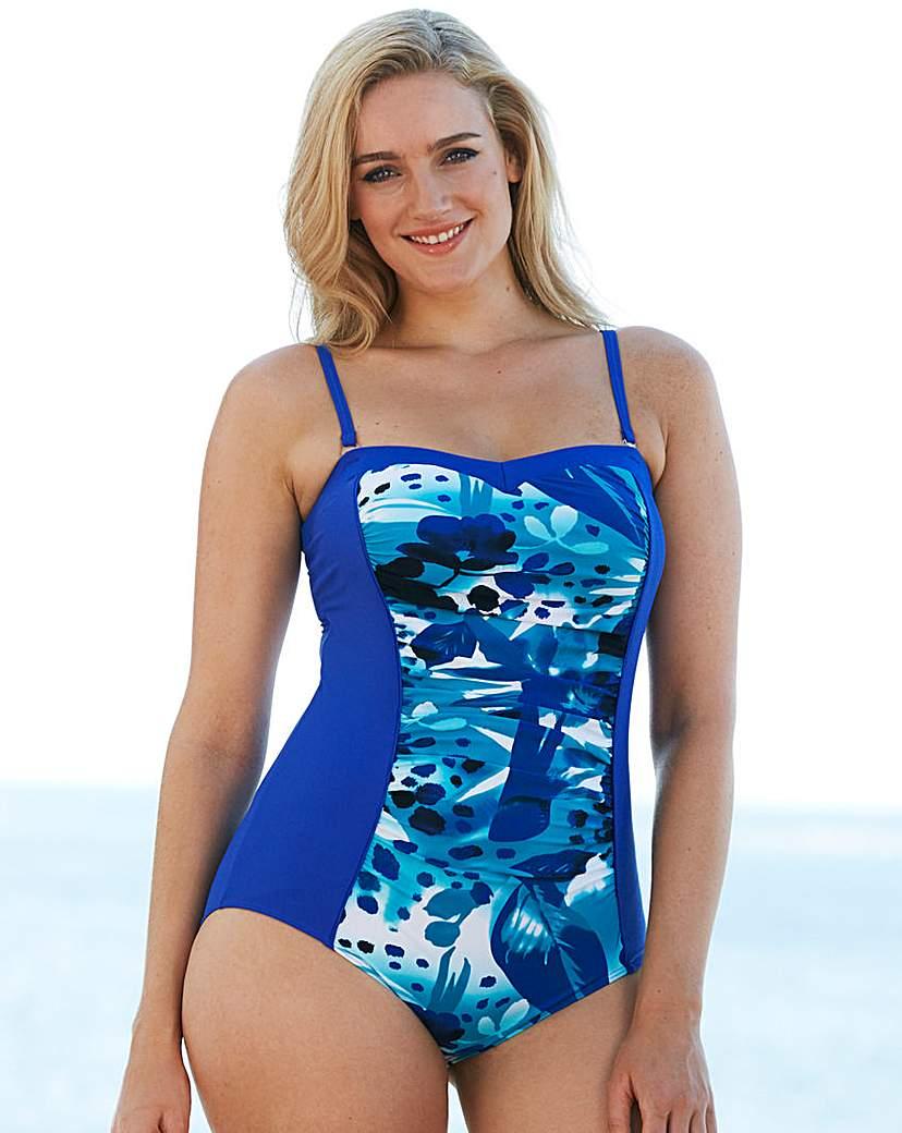 Bandeau Swimsuit - Standard Length