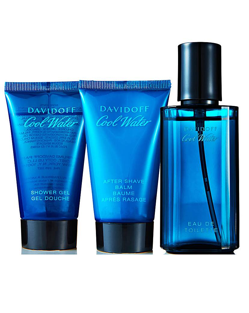 Image of Davidoff Cool Water Man Gift Set