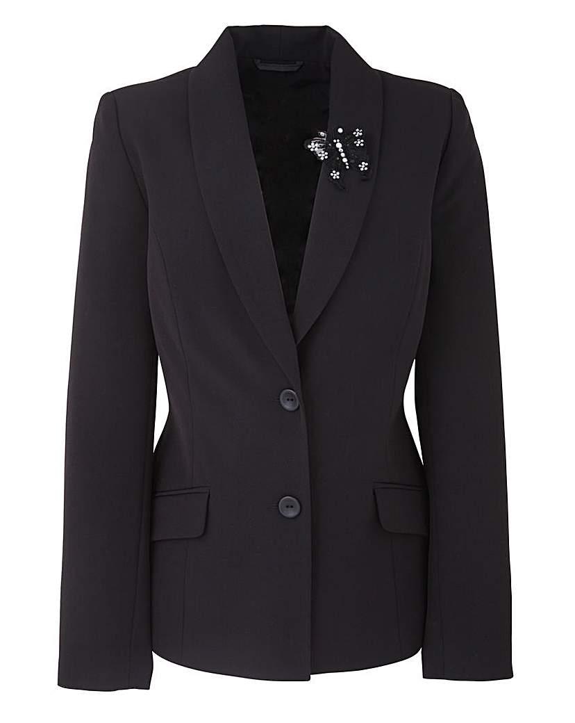 Changes By Together Applique Jacket