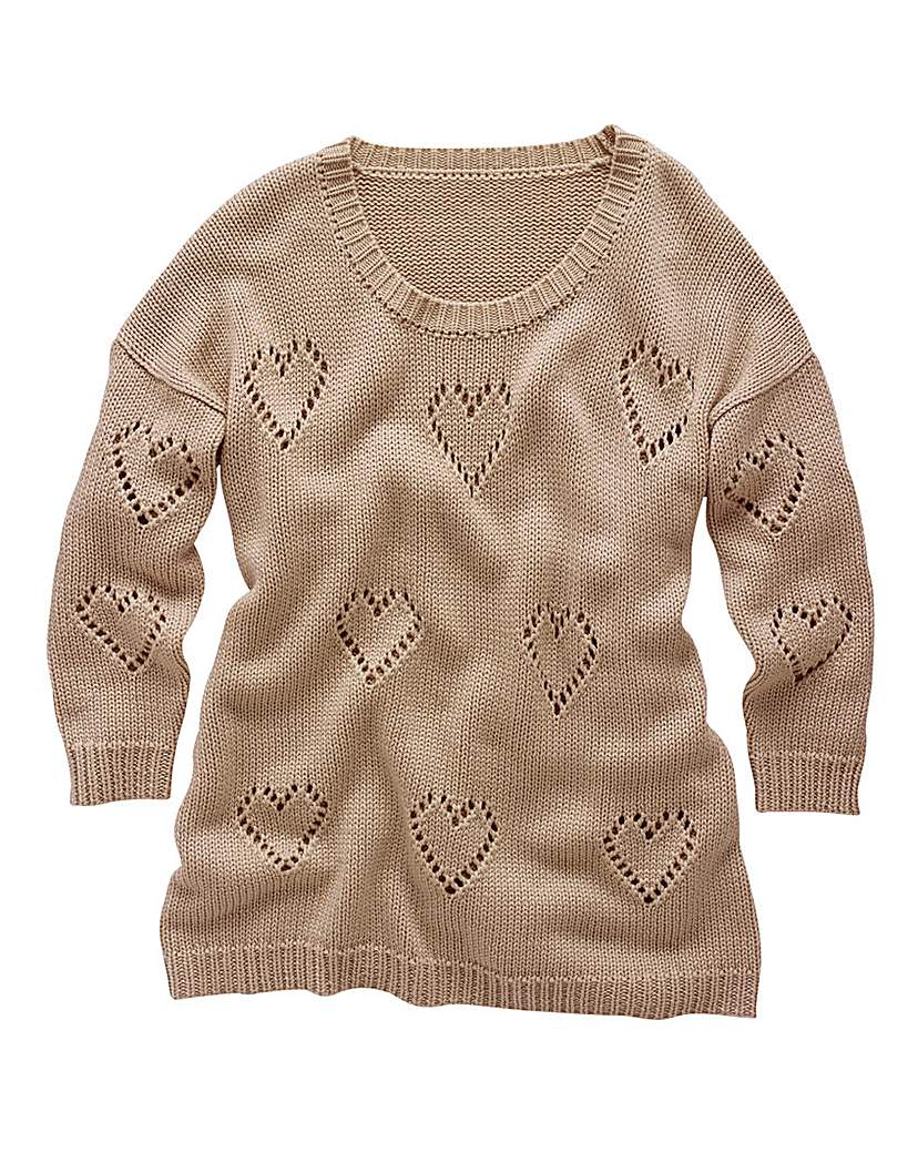 Angel Ribbons 'Marcie' Heart Jumper
