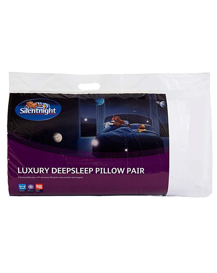 Image of Silentnight Deepsleep Pillows