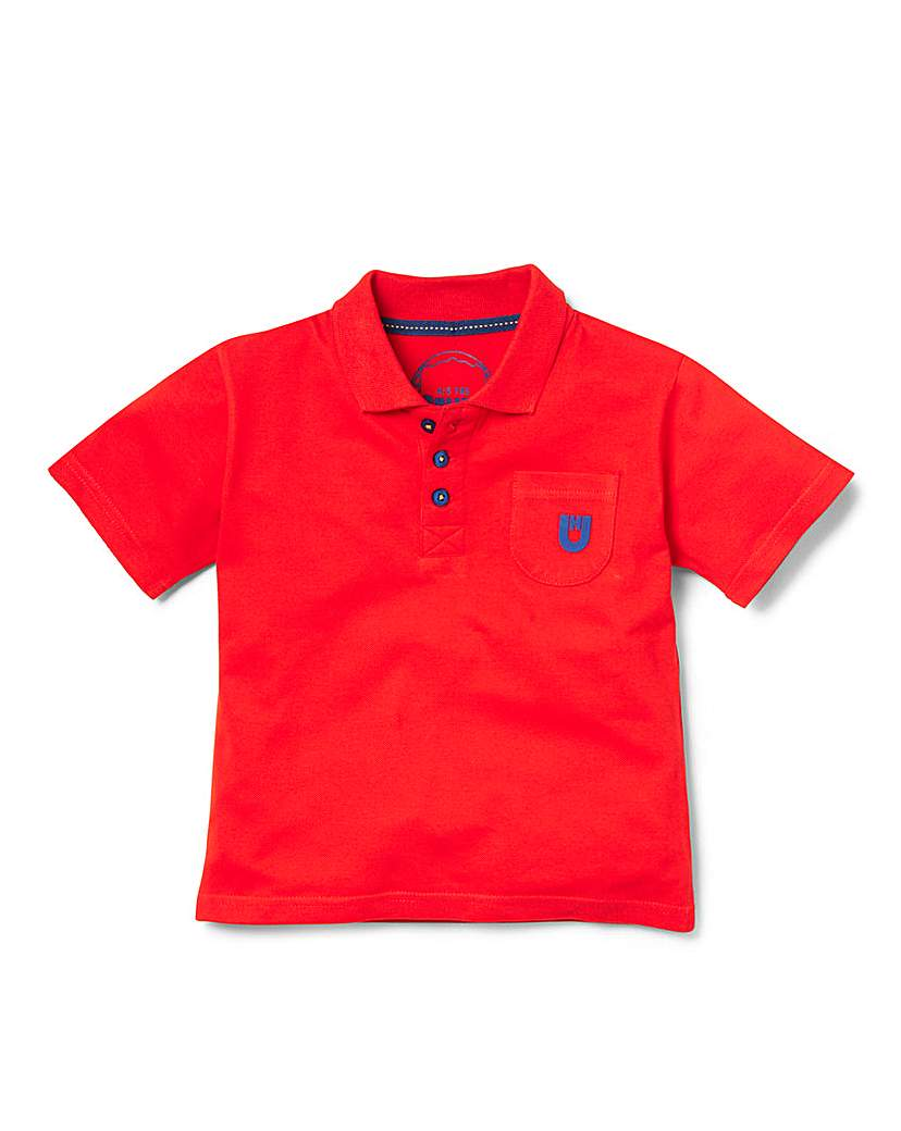 Unsung Hero Polo Shirt (2-7yrs)