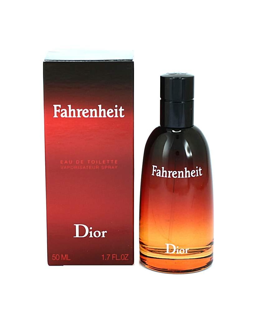 Image of Dior Fahrenheit 50ml EDT