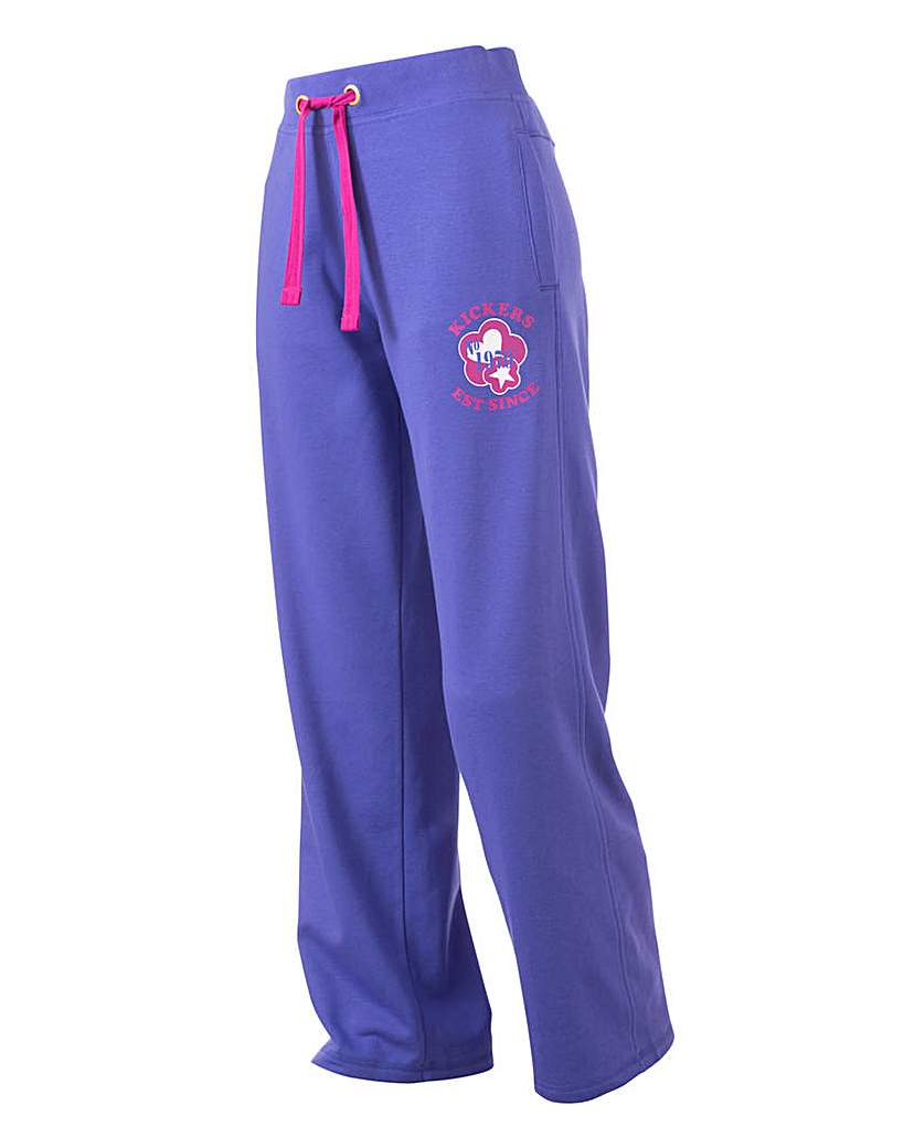 Kickers Ladies Jog Pant Regular