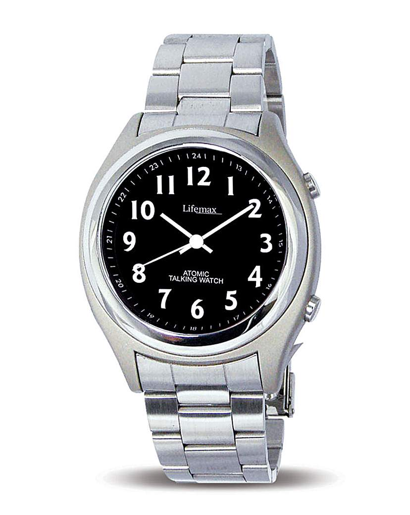 Image of Talking Atomic Watch Bracelet Design