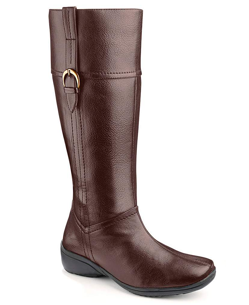Legroom Boots EEEEE Fit Super Curvy Calf