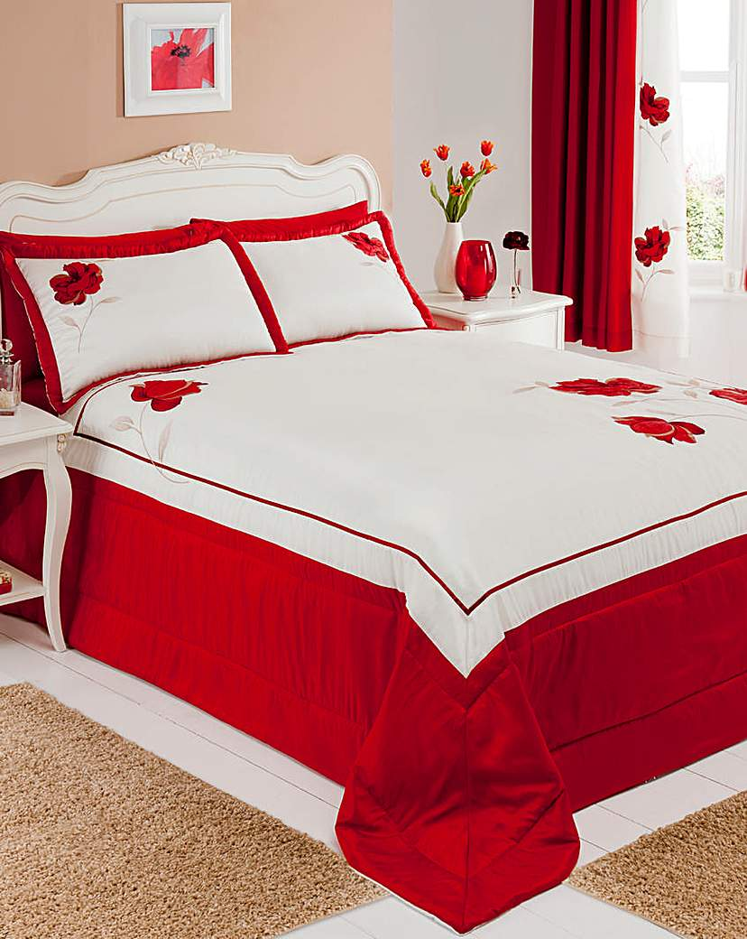 Image of Carolina Quilted Throwover Single