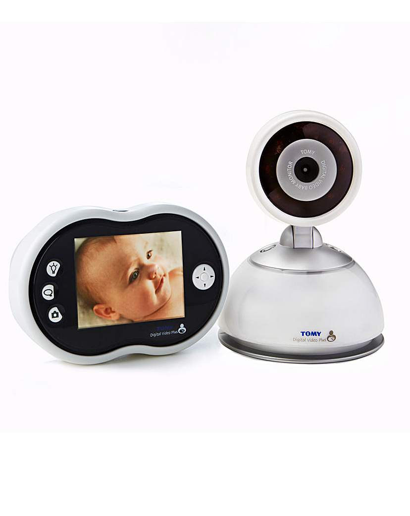 Tomy TFV600 Digital Video Baby Monitor