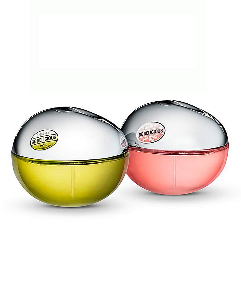 Image of DKNY Fresh Blossom & Be Delicious BOGOF