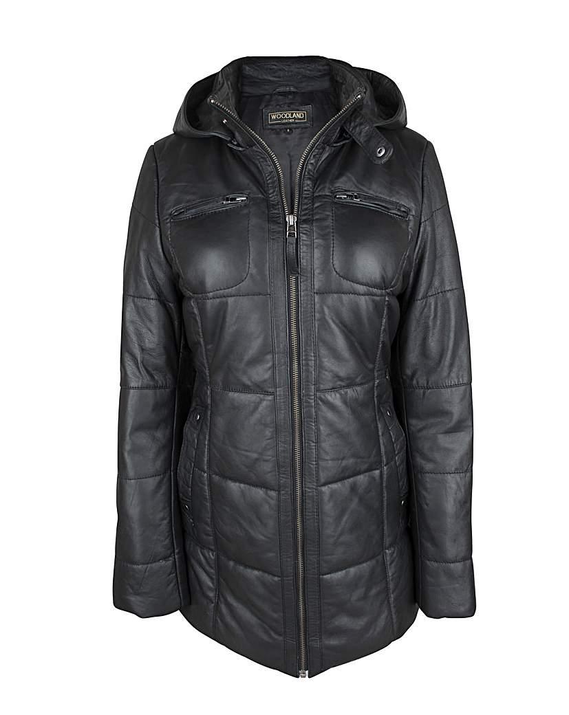 Image of Woodland Puffa Coat