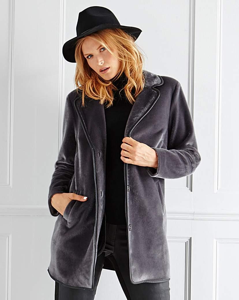 Ava by Mark Heyes Fur Coat
