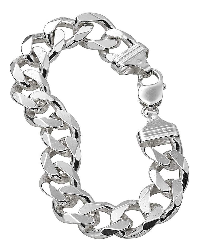 Image of Gents Sterling Silver 2oz Bracelet