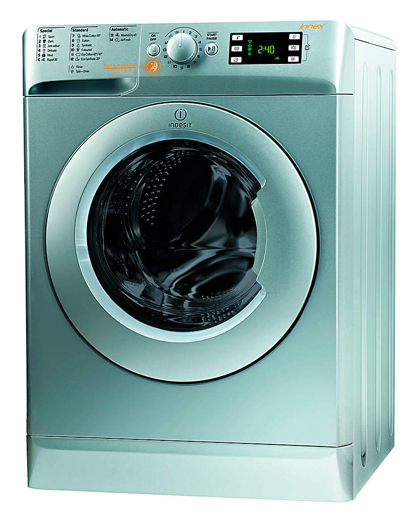 Indesit 8+6kg 1400rpm Washer Dryer