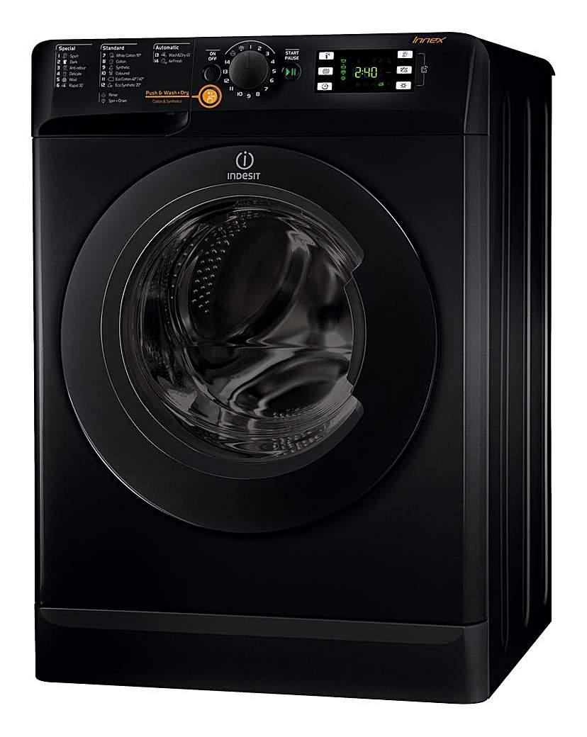 Indesit 8 + 6kg 1400RPM Washer Dryer
