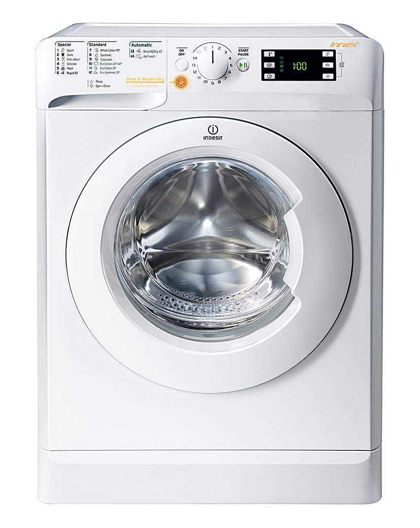 Indesit 9 + 6kg 1600RMP Washer Dryer