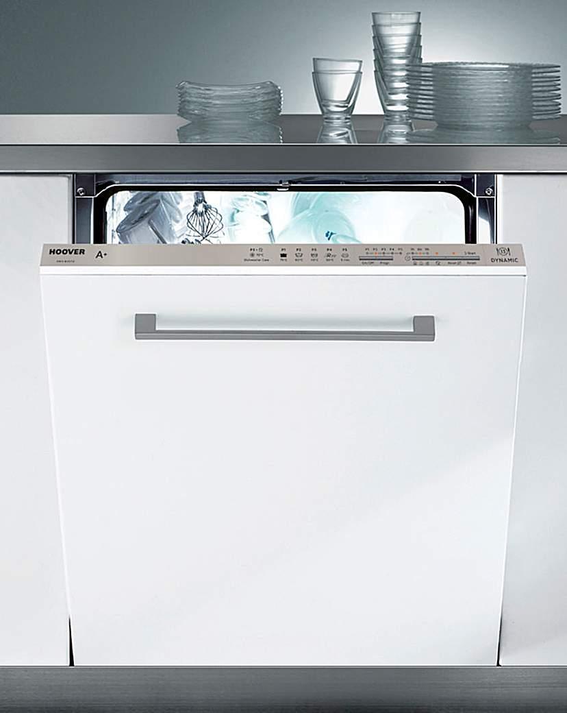Hoover Built in Full Size Dishwasher