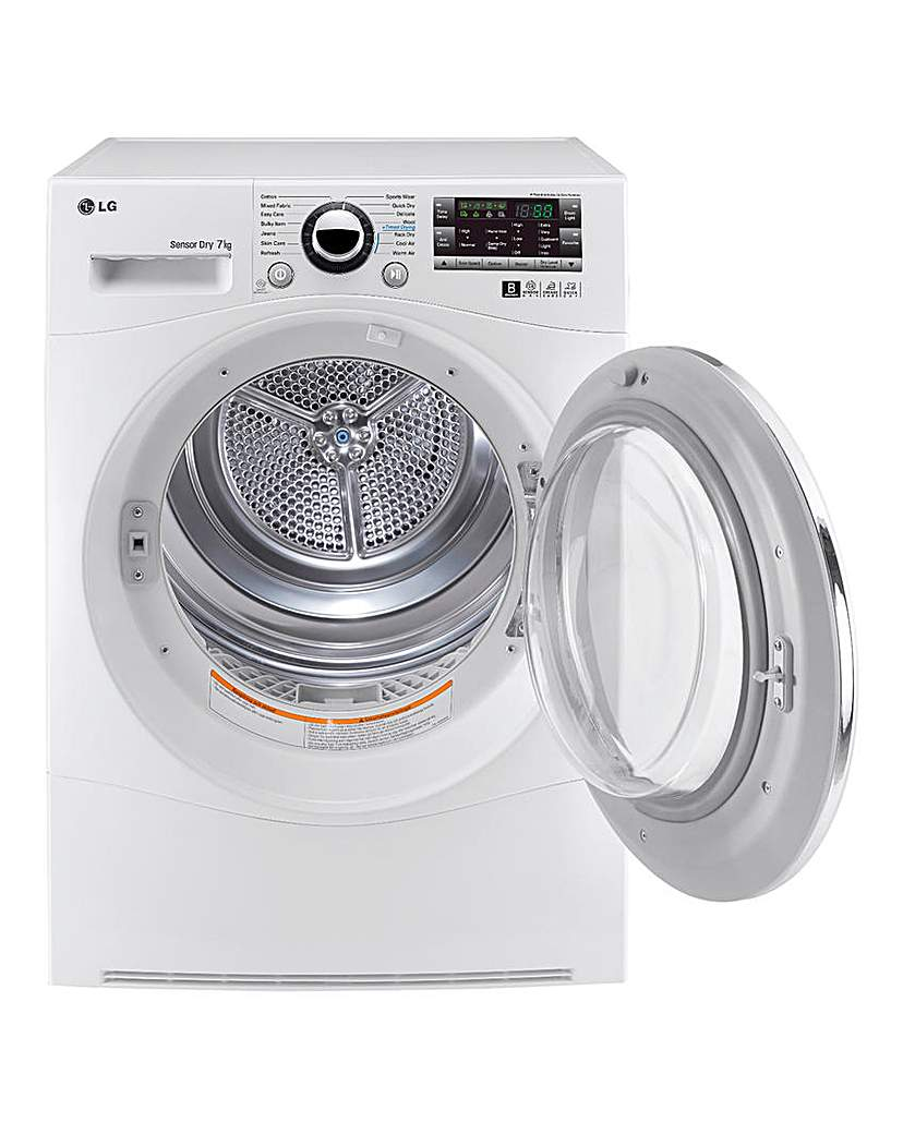 Image of LG 7KG Condenser Tumble Dryer