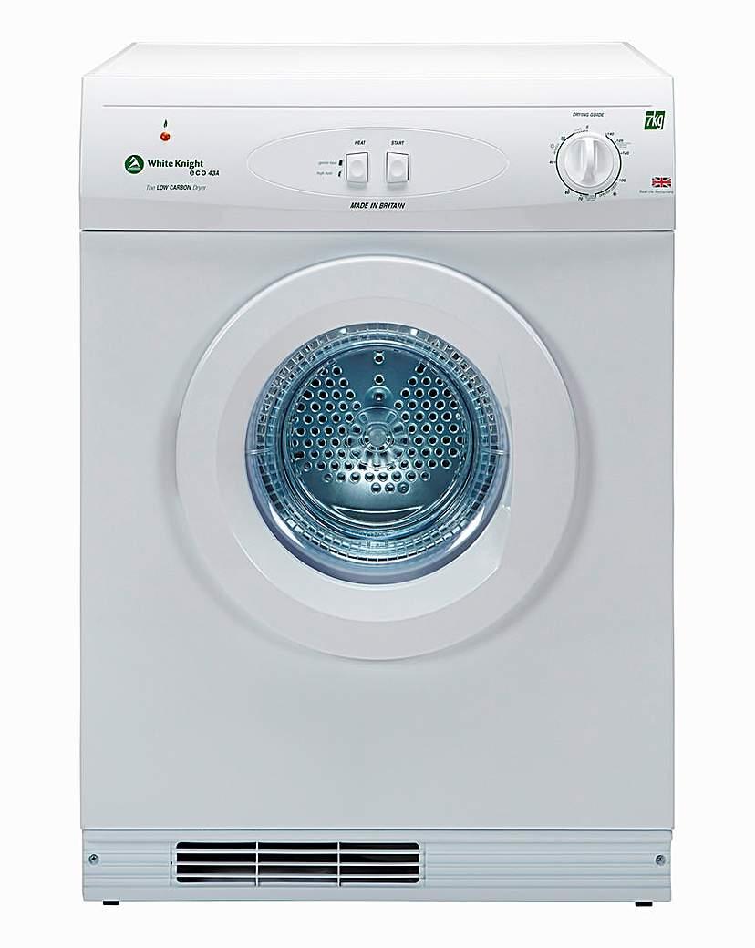 White Knight Eco Gas 7kg Tumble Dryer