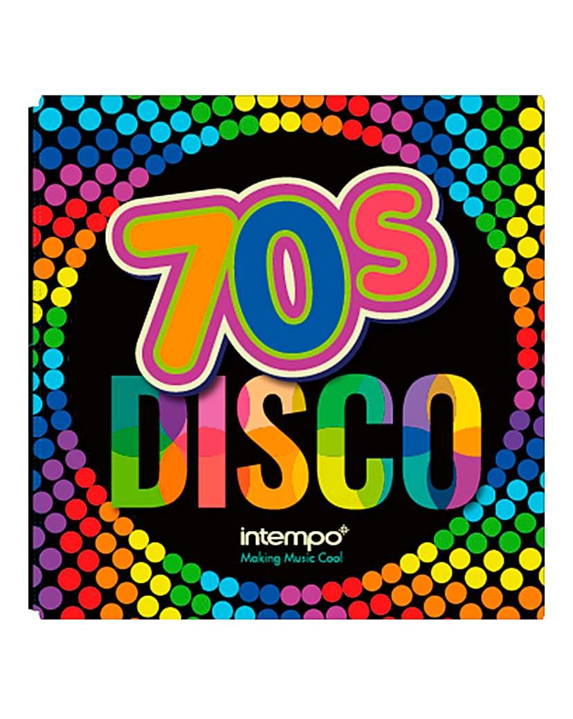 70's Disco Vinyl