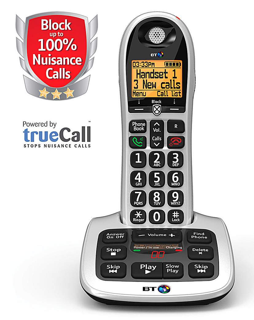 BT4600 Premium NCB Single Phone