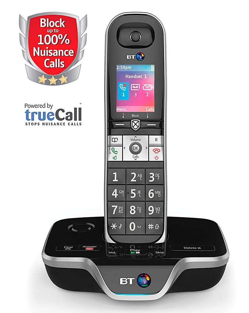 BT8600 Premium NCB Single Phone