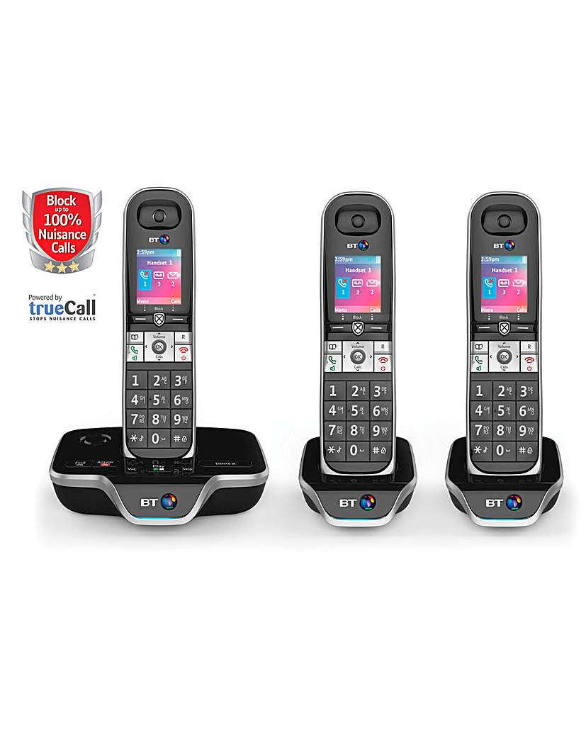BT8600 Premium NCB Trio Home Phone