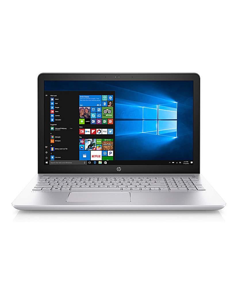 HP 15.6 i5 8Gb 128Gb SSD Laptop Silver