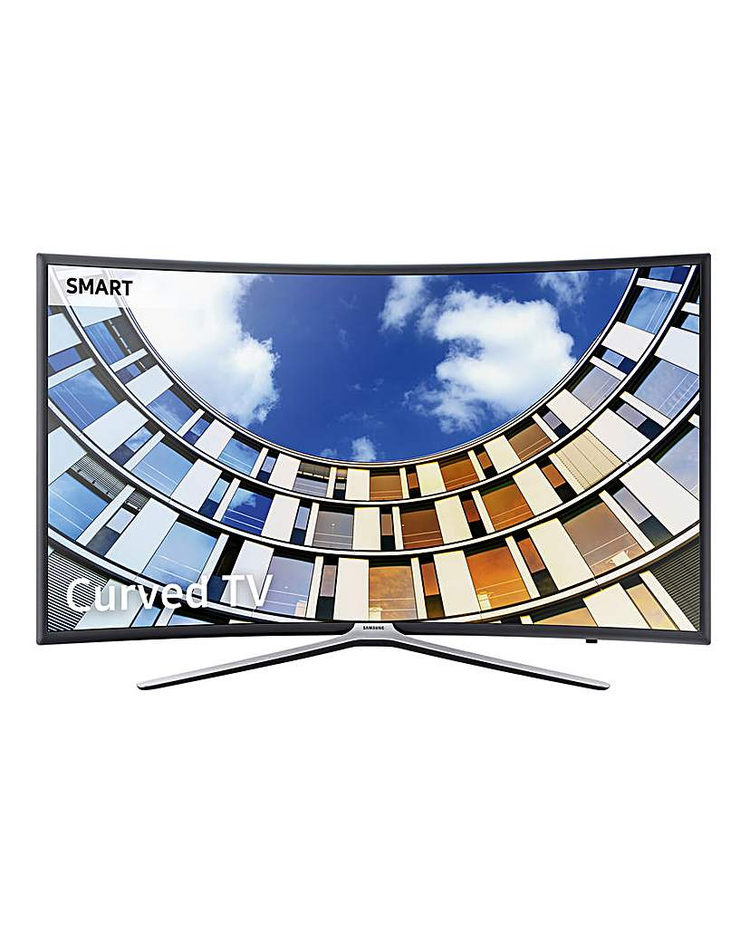 Samsung 49 Smart HD Curved TV